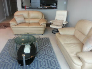 2 Comfy Love Seats (with Free Recliner) each