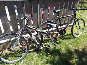 Two Bikes for parts or repair