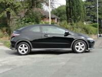 2010 Honda Civic 1.4 i-VTEC Type S i-Shift 3dr