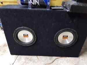 Complete Car audio system! For sale or trade