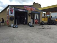 Lockwood tyres New & part worn tyres next to shine on hand car wash in Lockwood