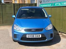 2008 Ford C-Max 1.8 16v Style 5dr
