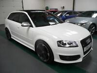 Audi S3 2.0T FSI quattro Sportback 2011MY Black Edition