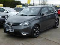 MG MG3 1.5 VTi-TECH STYLE LUX, FULL LEATHER,ONE OWNER, 22,000 MILES ONLY