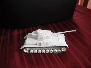 Diecast German Panzer IV Military Tank Solido #6073 (1990) Kingston Kingston Area image 1
