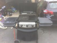 Gas BBQ with NEW EXTRAS