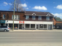 Store with Parking for Rent on Essa across from Go Station