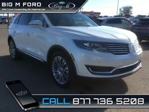 2017 Lincoln MKX Reserve  - Leather Seats -  Cooled Seats - $332