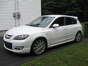 2007 Mazda Speed 3