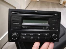 Original VW Sharan stereo 2006