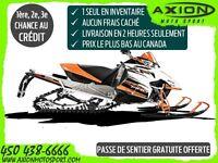 2015 Arctic Cat XF 6000 SNOPRO ES NEUF