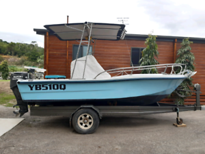 Javelin 5.3m Fishing Boat