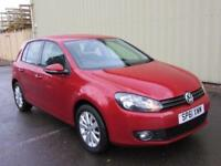 2011 Volkswagen Golf 1.6 TDI Match 5dr