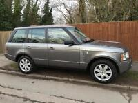 SOLD Land Rover Range Rover 3.6TD V8 auto 2007MY Vogue SE LHD