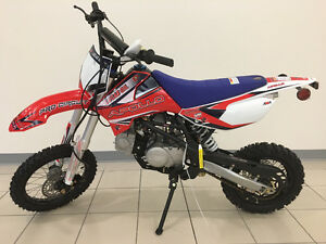 SUPER PROMOTION MOTOCROSS apollo 125CC MINI MOTO DEPOT