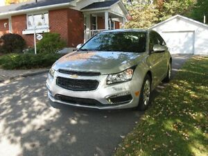 2015 Chevrolet Cruze Lt Berline