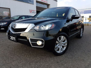 2011 Acura RDX Tech Pkg-SUNROOF!NAVI!REAR CAM!WARRANTY!$14,895