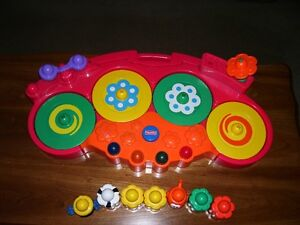 Fisher Price Activity Center with FREE BEAR