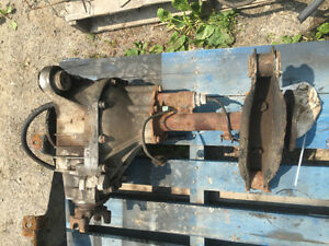 Front Diff from 94' chevy 1500