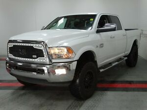 2012 Ram 2500 Laramie Longhorn   - DVD Player - Sunroof - Cooled