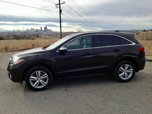 2014 Acura RDX TECHNOLOGY AWD SUV LOW KMs