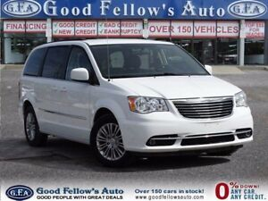 2016 Chrysler Town & Country TOURING, LEATHER, POWER SLIDING DOO