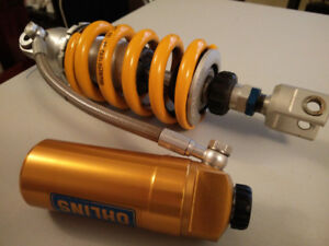 Ohlin Rear Shock from a Hornet