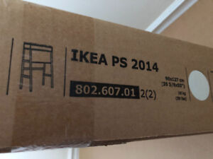 Unboxed Ikea PS 2014 Secretary Desk - Not Available in Canada