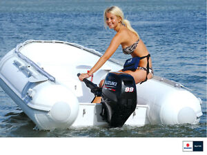 Spring Sale - Inflatable Boat & Outboards Motor packages St. John's Newfoundland image 1