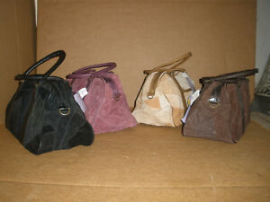 Four Vintage Leather Bags London Ontario image 6