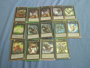 Yugioh Mermail Frog Atlantean Monarch + Extra Deck