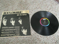 the Beatles-beatlemania