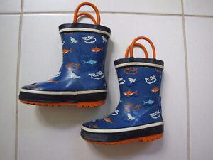 Bottes de pluie / Rain boots