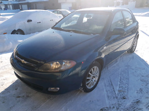 2007 Chevy Optra 5