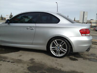 2008 BMW 1-Series 135 i M Package Coupe (2 door)