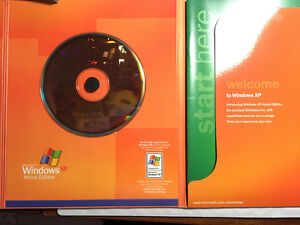 Microsoft Windows XP Home Edition with SP1 Version 2002 Kingston Kingston Area image 1