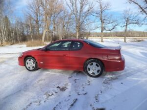 2007 Chevrolet Monte Carlo SS Coupe 5.3 L V8 Original owner