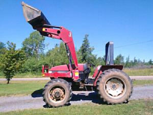 4WD Case International 3220
