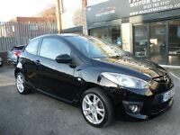 2008 Mazda Mazda2 1.5 Sport 5DR 58 REG Petrol Black
