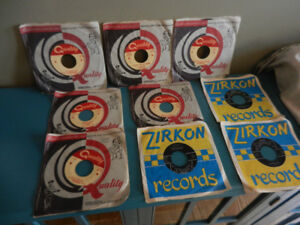 Vinyl Records 45 RPM Singles Doo Wop Northern Soul Echoes,Chimes