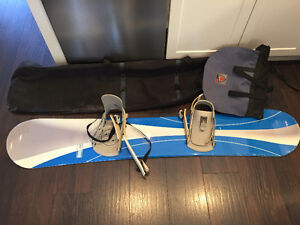 Firefly Primero Snowboard with bag and bindings $75 obo