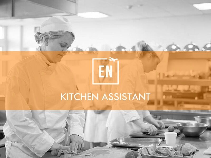 KITCHEN ASSISTANTS for Italian Restaurant - FULL TIME and PART TIME positions. Immediately Start!