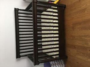 Crib & change table/ dresser