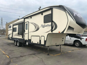 2018 Reflection Grand Design 311BHS fifth wheel neuve 37 pieds