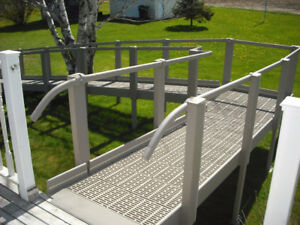 QRamp Modular Wheelchair Ramps