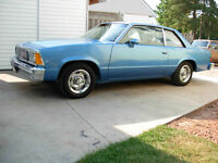 1981 CHEVY MALIBU CLASSIC GREAT DEAL