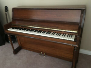 Sherlock Manning Upright Piano