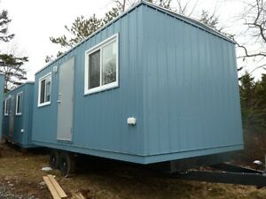 Mobile Office Trailers - Just in: used 10X20!