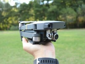 DJI Mavic Pro + Fly More Pack MINT NEW (less than 8h of use)