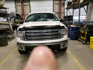 2014 Ford F150 crew